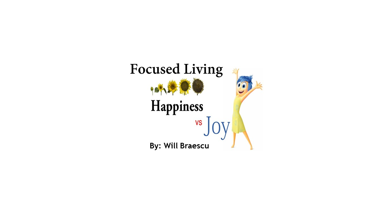 Happiness vs. Joy (Click Here For Sermon Notes)